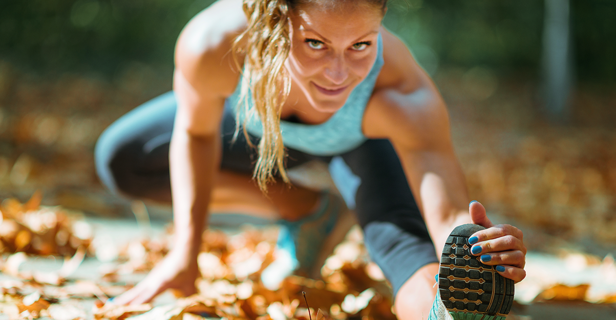 how to make the most out of your Fall workouts