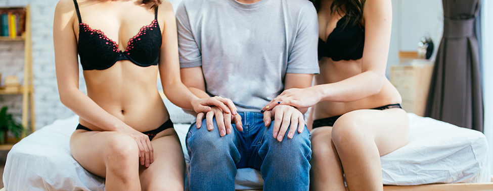 if an open relationship is right for you