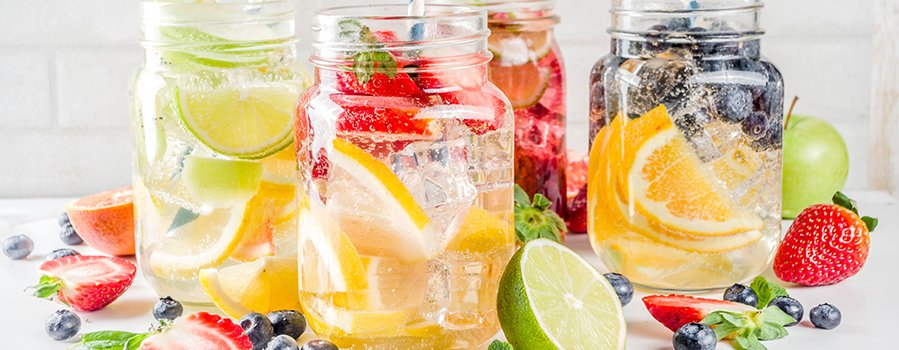 infussed water recipes