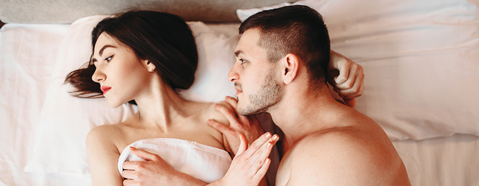 what happens if you don't have sex