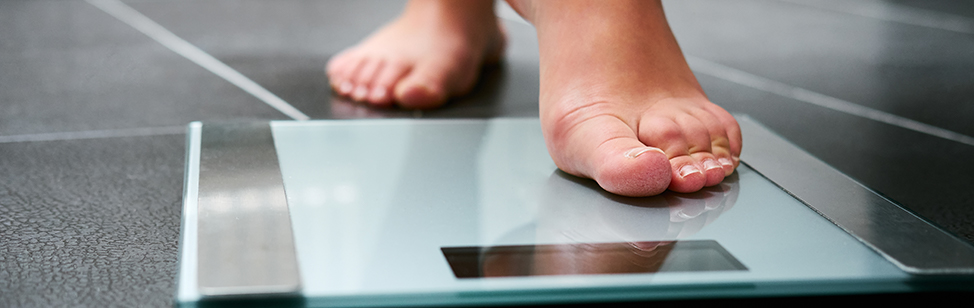 what to do before weighing yourself