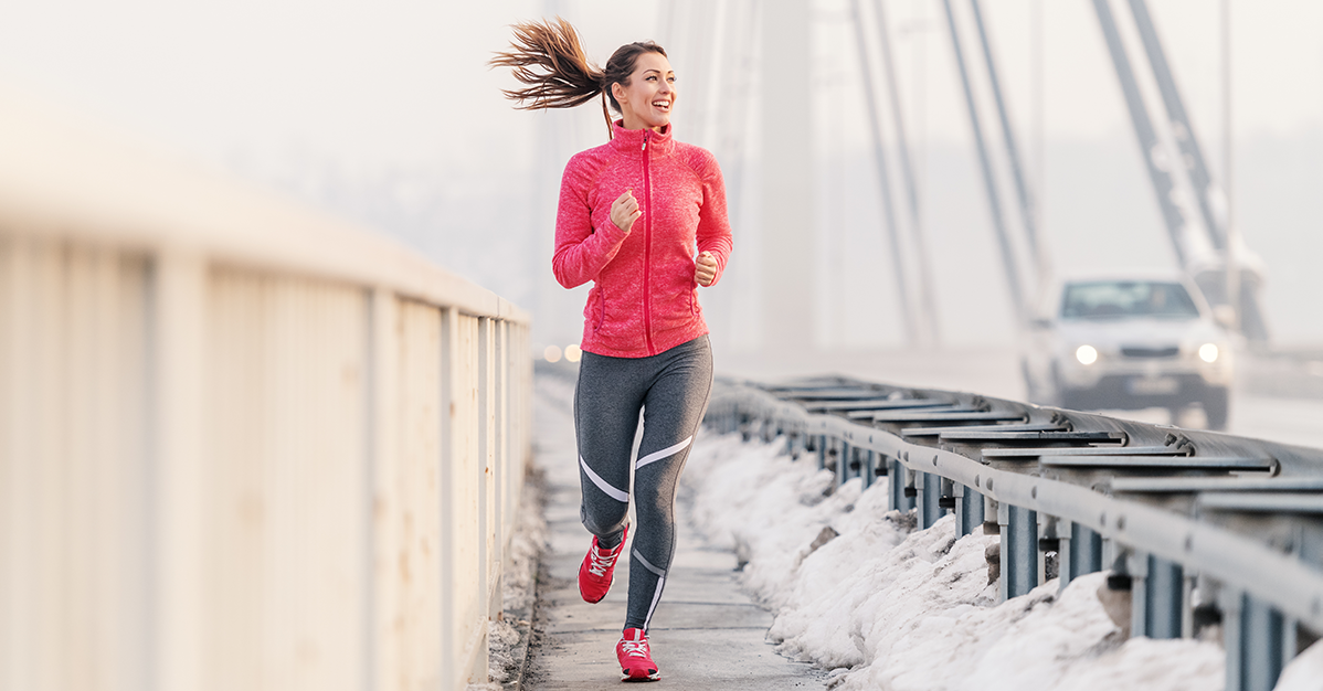 6 Tricks for Exercising Outdoors in Winter