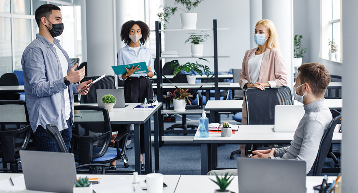 8 Ways Your Office Might Be Different Once You Return to Work