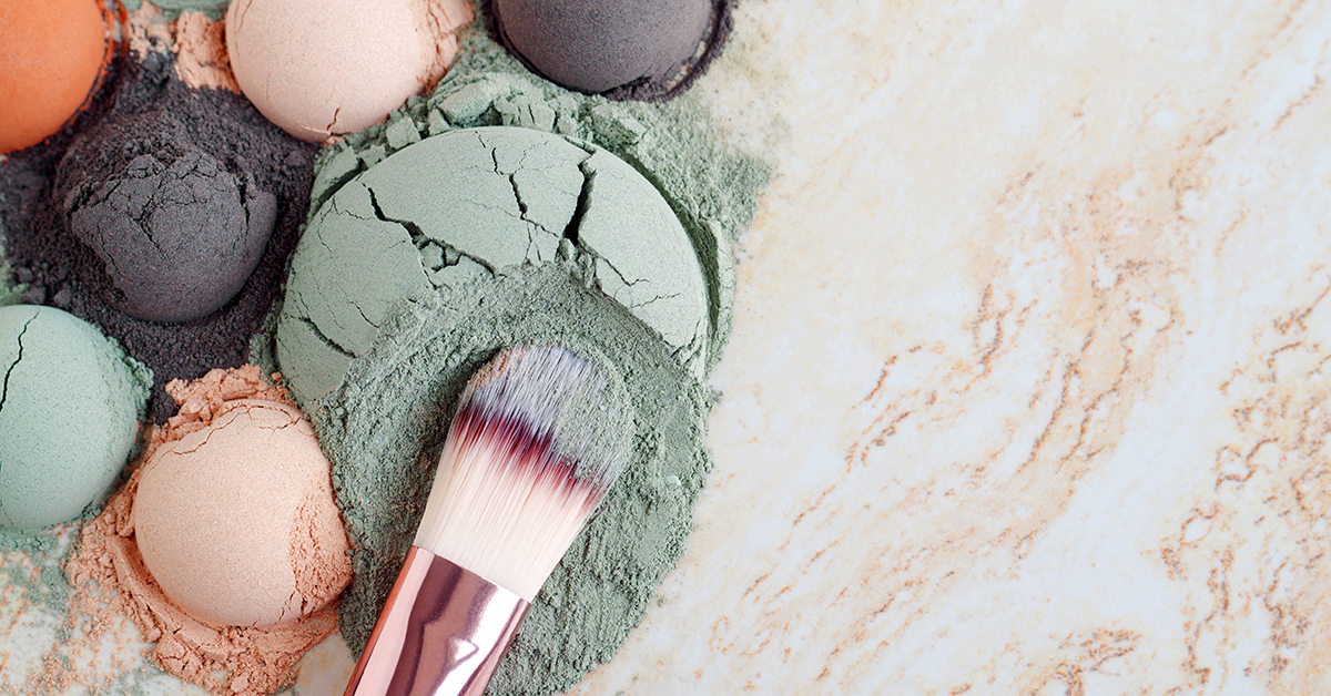 Make Your Own DIY All Natural Mineral Eyeshadow