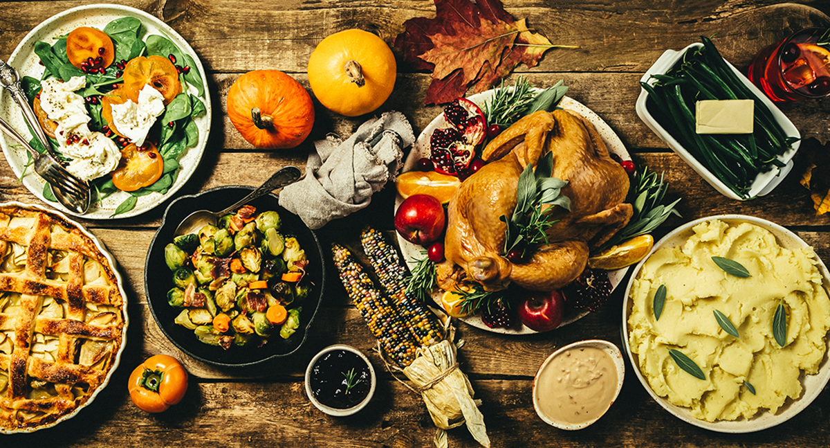 Which Thanksgiving Foods are the Healthiest?