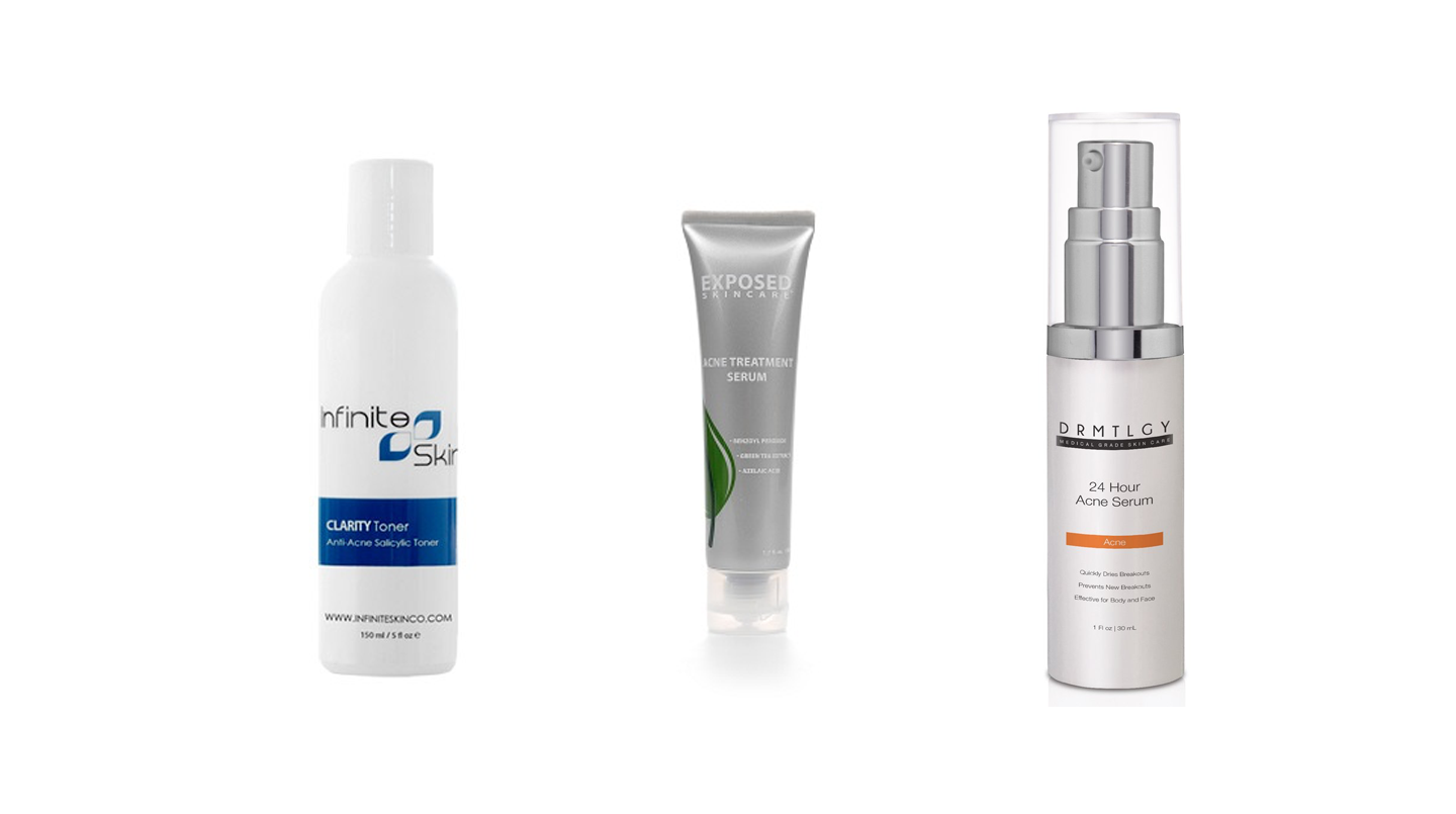 benzoyl peroxide treatments