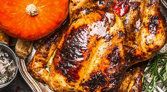 5 Thanksgiving Dishes You Didn't Know Were Superfoods