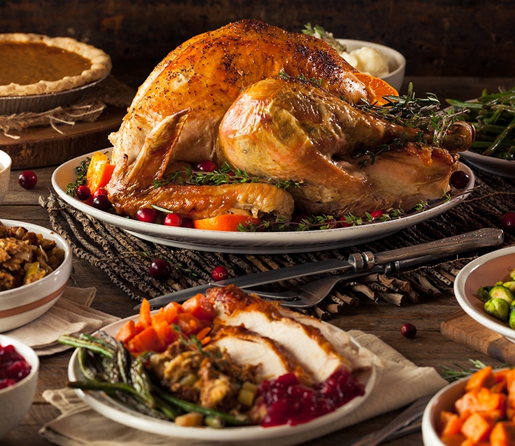 12 Thanksgiving Foods Ranked From Healthiest to Least Healthy