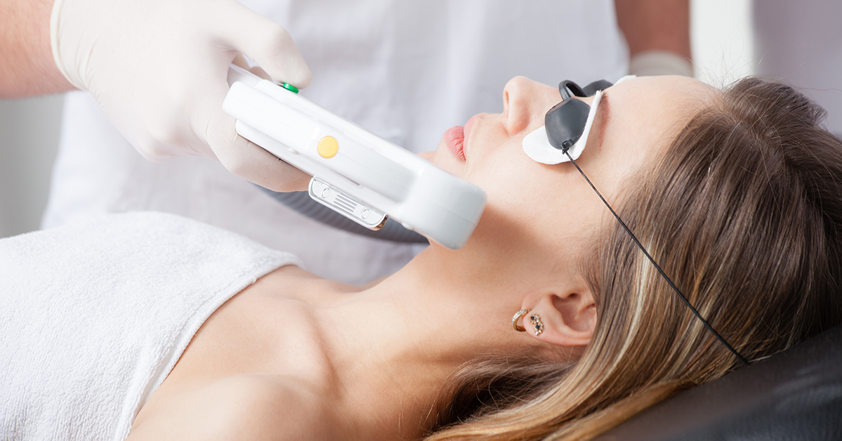Treat Yourself with These 5 Laser Treatments This Winter