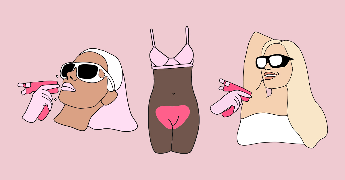 What Happens When You Get Laser Hair Removal?