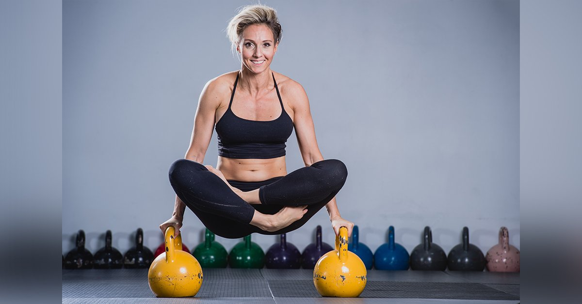 Total Mobility with Celeb Trainer Dasha L. Anderson