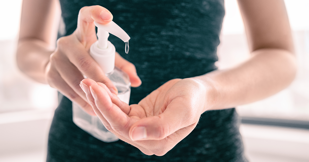 These 9 Hand Sanitizers are Harmful to Your Health